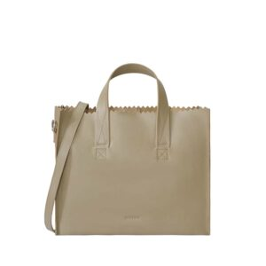 MYOMY My Paper Bag Handbag Cross-body Sand