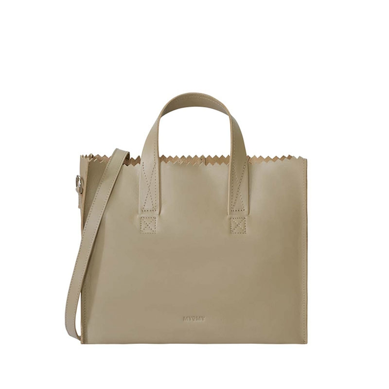 MYOMY My Paper Bag Handbag Cross-body Sand-0