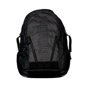 Superdry Desert Tarp Backpack Grey Marl-0