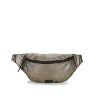 Superdry Metallic Bum Bag Pewter-0