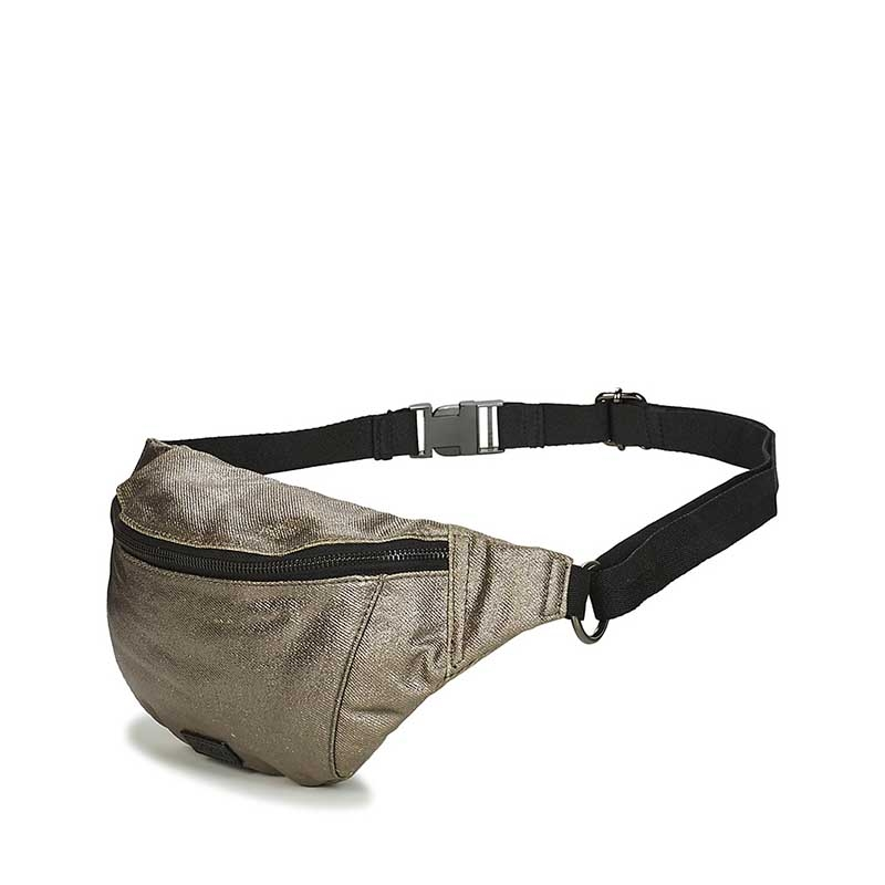 Superdry Metallic Bum Bag Pewter-179913