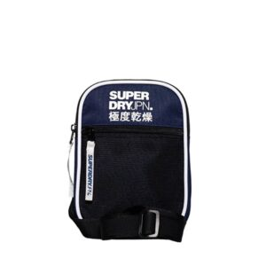 Superdry Sports Pouch Bag Navy