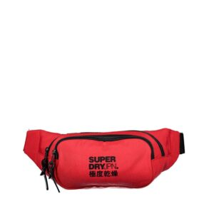 Superdry Small Bum Bag Rouge Red-0