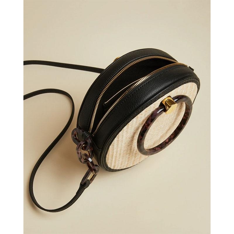 Ted Baker Agneti Woven Shoulderbag Navy-181013