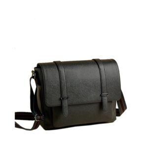 Ted Baker Onefor Messenger Black-0