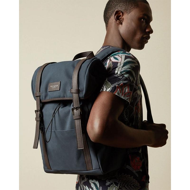 Ted Baker Zafron Backpack Navy-180268