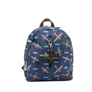 Zebra Trends Backpack Boys Plane