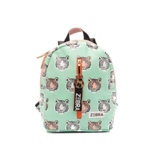 Zebra Trends Backpack S Tiger Mint-0