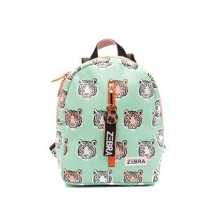 Zebra Trends Backpack S Tiger Mint