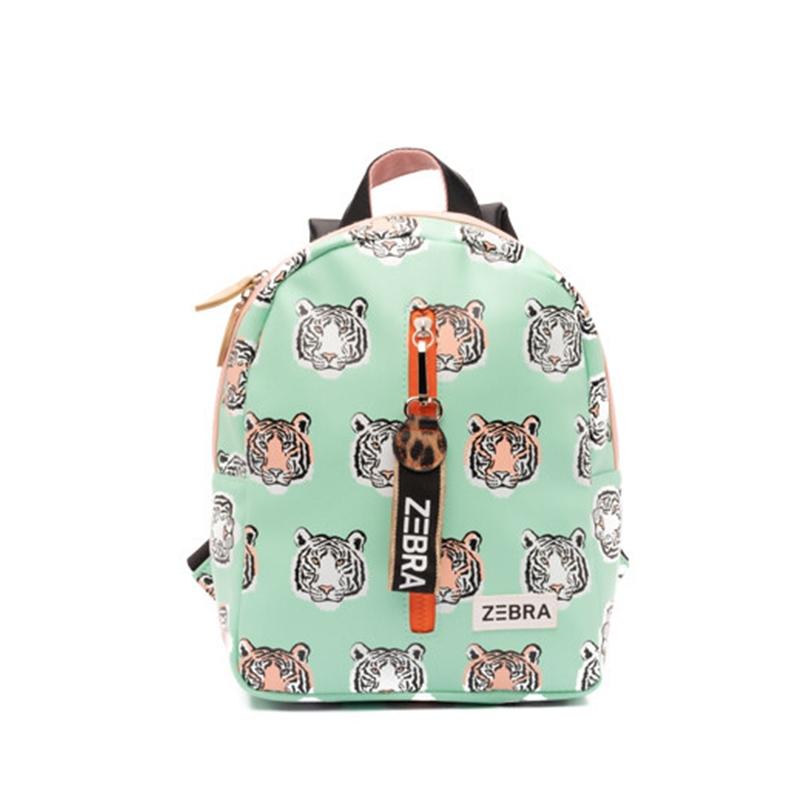 Zebra Trends Backpack S Tiger Mint-0
