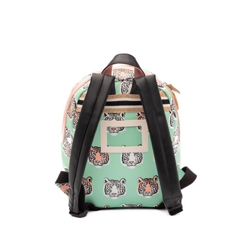 Zebra Trends Backpack S Tiger Mint-181417