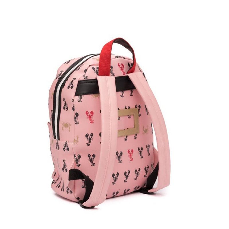 Zebra Trends Girls Backpack M Lobster-181374