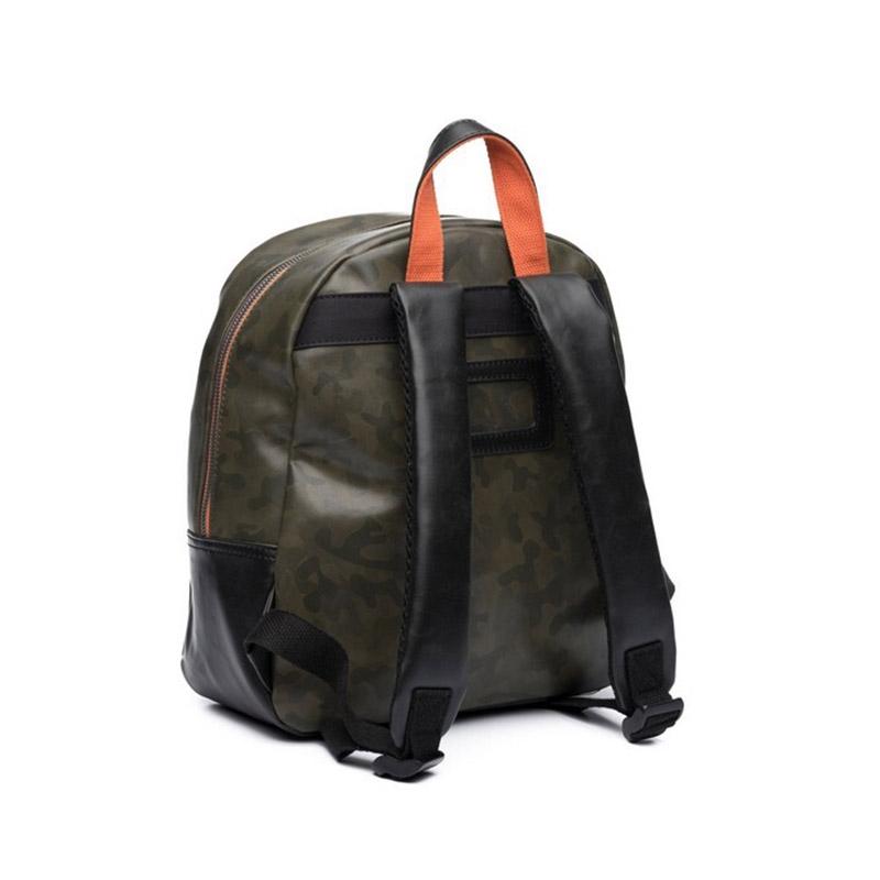 Zebra Trends Backpack Boys Army Green-181402