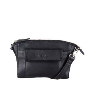 MyK. Carlton Bag Black