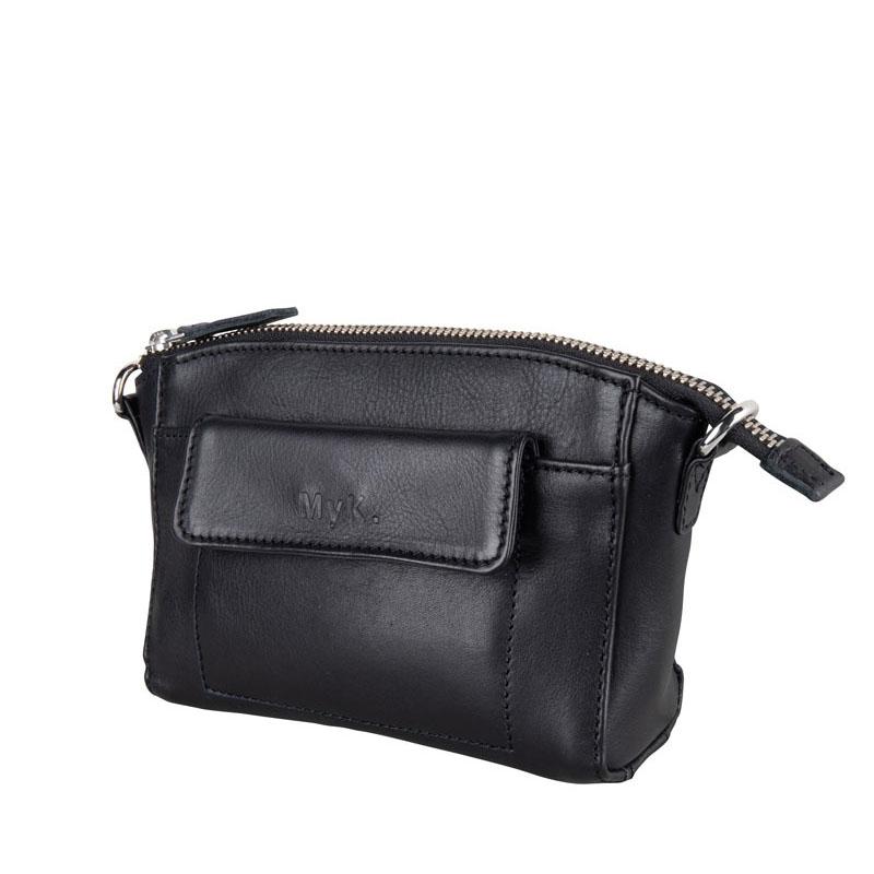 MyK. Carlton Bag Black-181107