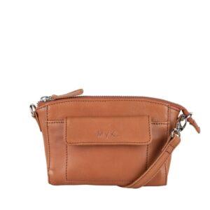MyK. Carlton Bag Caramel