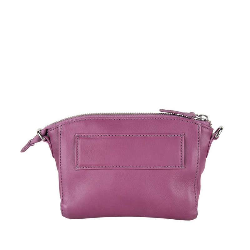MyK. Carlton Bag Plum