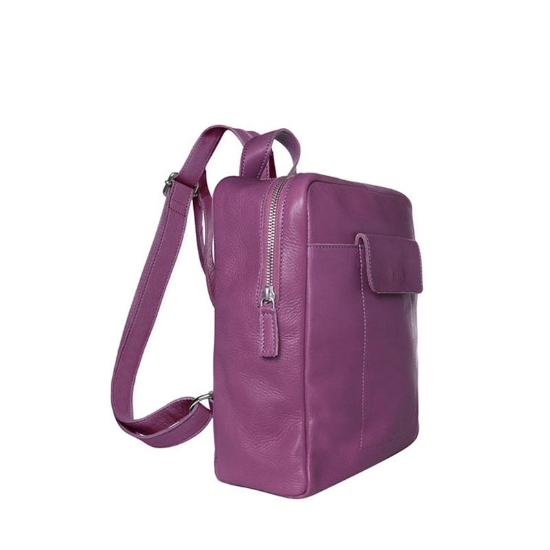 MyK. Delano Backpack Plum-181140