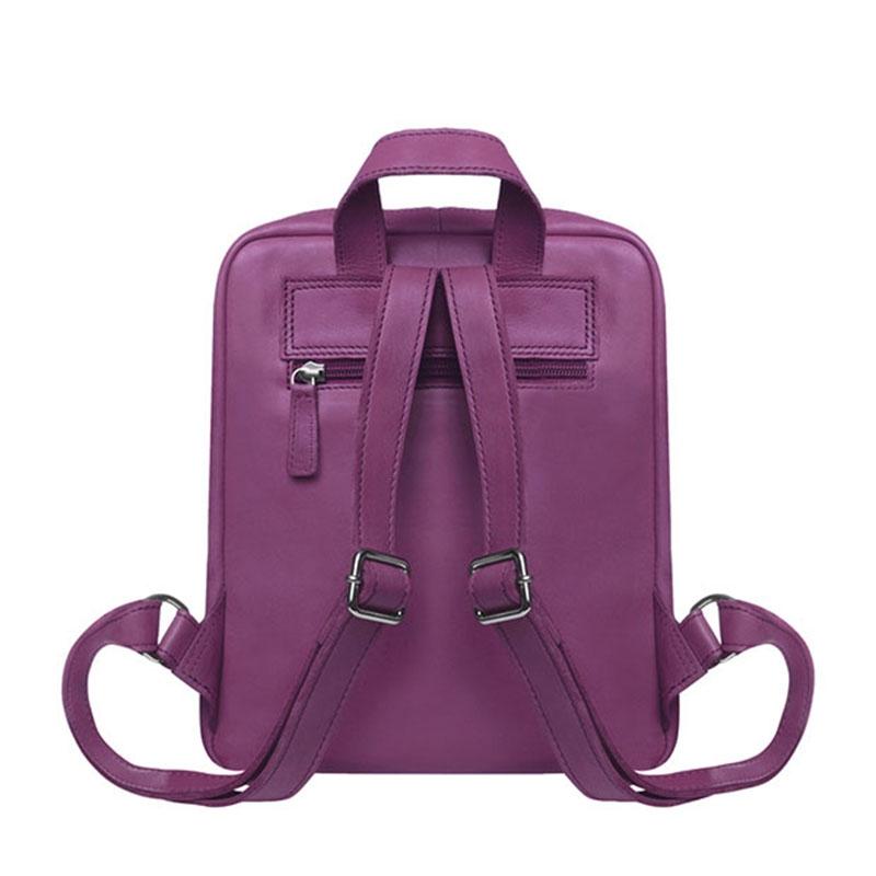 MyK. Delano Backpack Plum-181143
