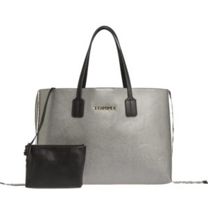 Tommy Hilfiger Cool Tommy Tote Met Metallic