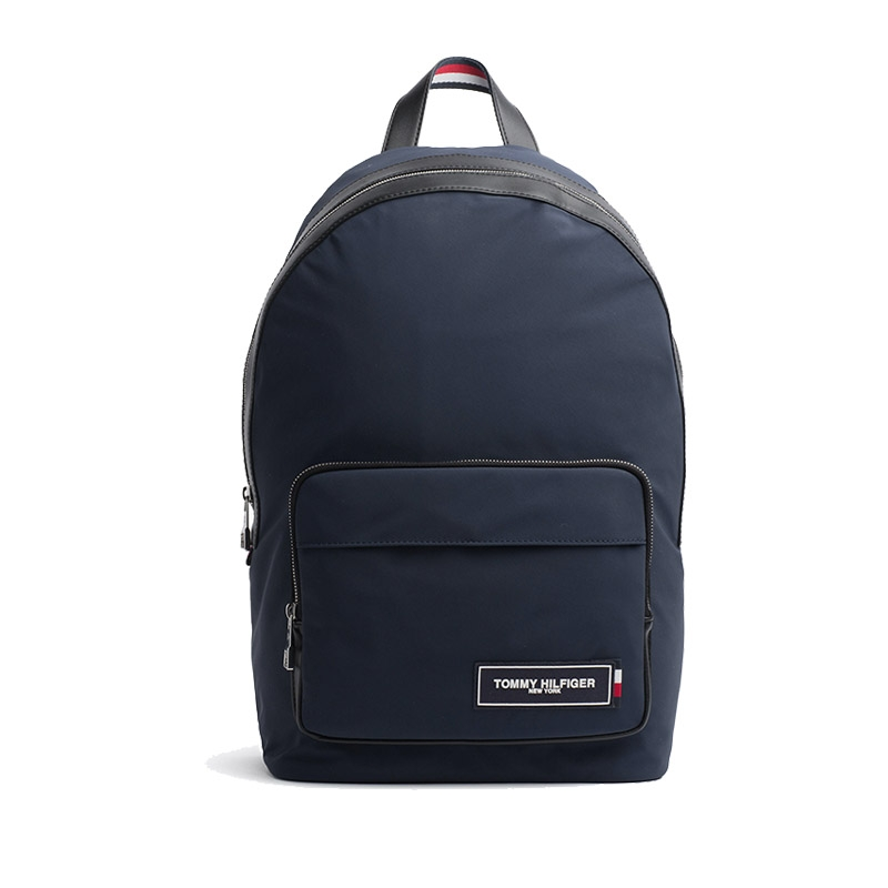 Tommy Hilfiger TH Patch Dome Backpack Navy-0
