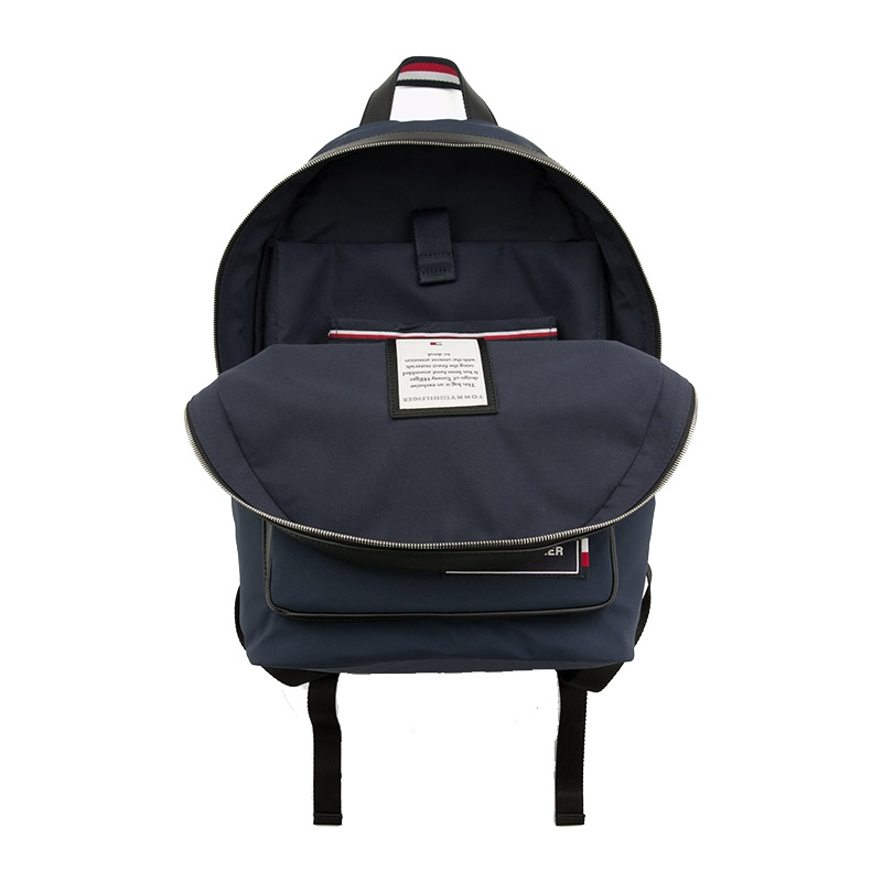 Tommy Hilfiger TH Patch Dome Backpack Navy-181439