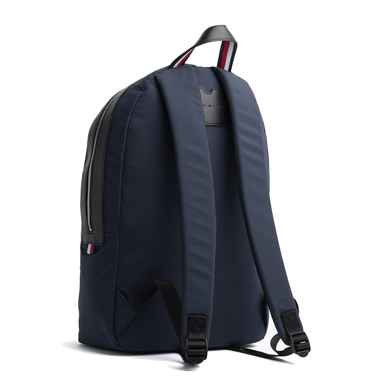 Tommy Hilfiger TH Patch Dome Backpack Navy-181440