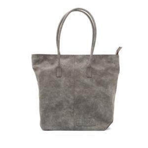 Zebra Trends Natural Bag Kartel Fearless Grey-0