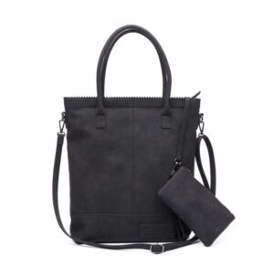 Zebra Trends Natural Bag Kartel Fearless II Black-0