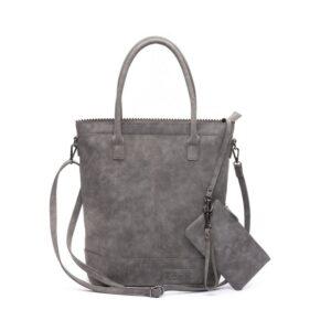 Zebra Trends Natural Bag Kartel Fearless II Grey-0