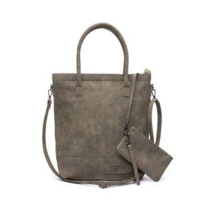 Zebra Trends Natural Bag Kartel Fearless II Army-0