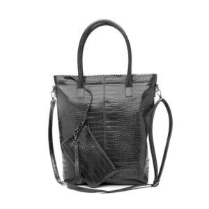 Zebra Trends Natural Bag Kartel XL Pastels Black-0