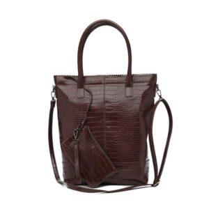 Zebra Trends Natural Bag Kartel XL Pastels Brown-0