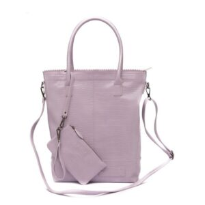 Zebra Trends Natural Bag Kartel XL Pastels Purple-0