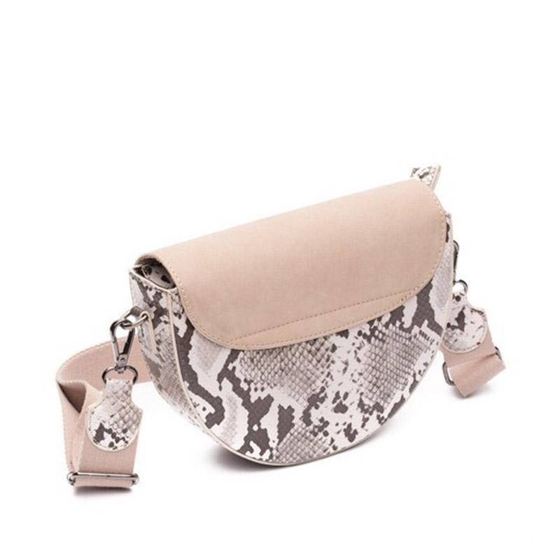 Zebra Trends Natural Bag Romee Python-181372