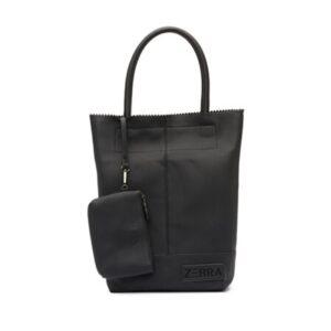 Zebra Trends Natural Bag Spring Black-0