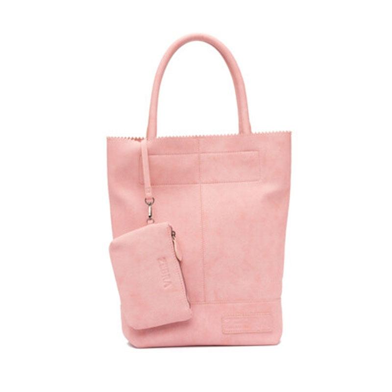 Zebra Trends Natural Bag Spring Pink-0