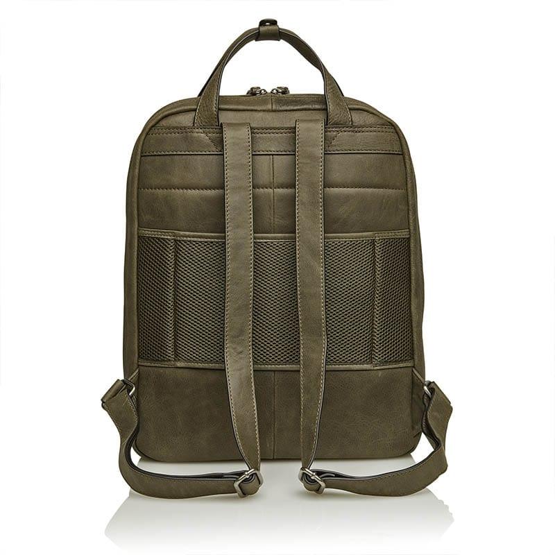 Castelijn & Beerens Carisma Laptop Backpack Green-182050
