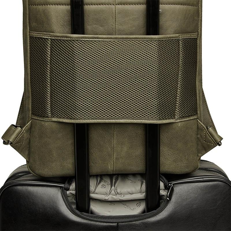 Castelijn & Beerens Carisma Laptop Backpack Green-182052