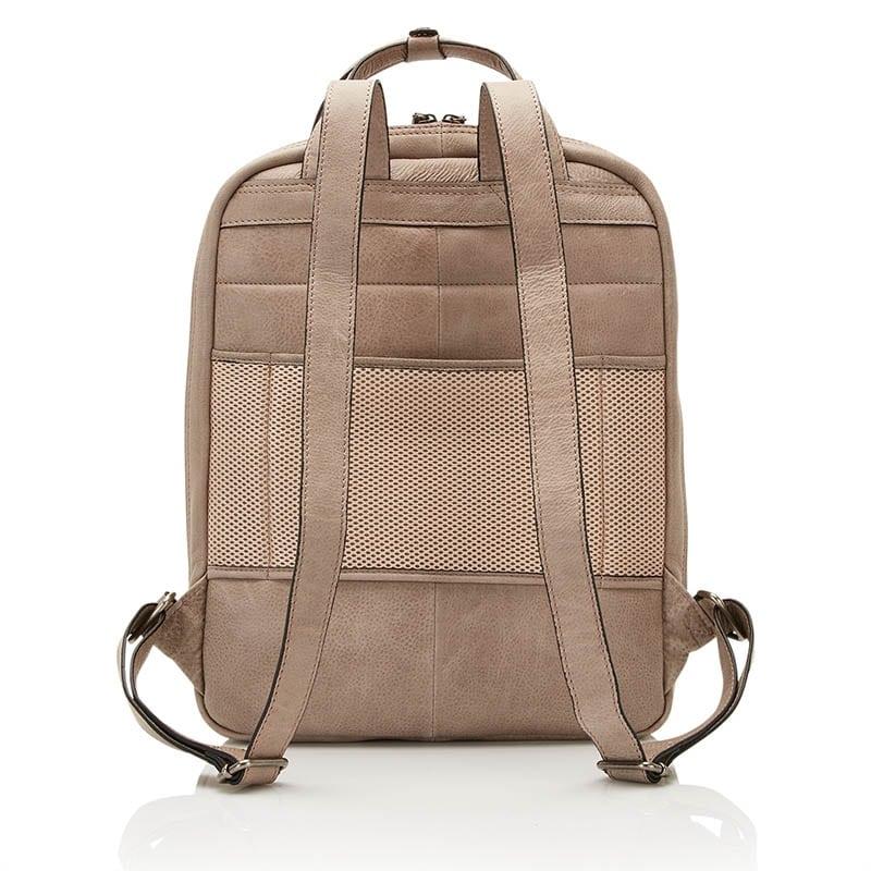 Castelijn & Beerens Carisma Laptop Backpack Grey-182046