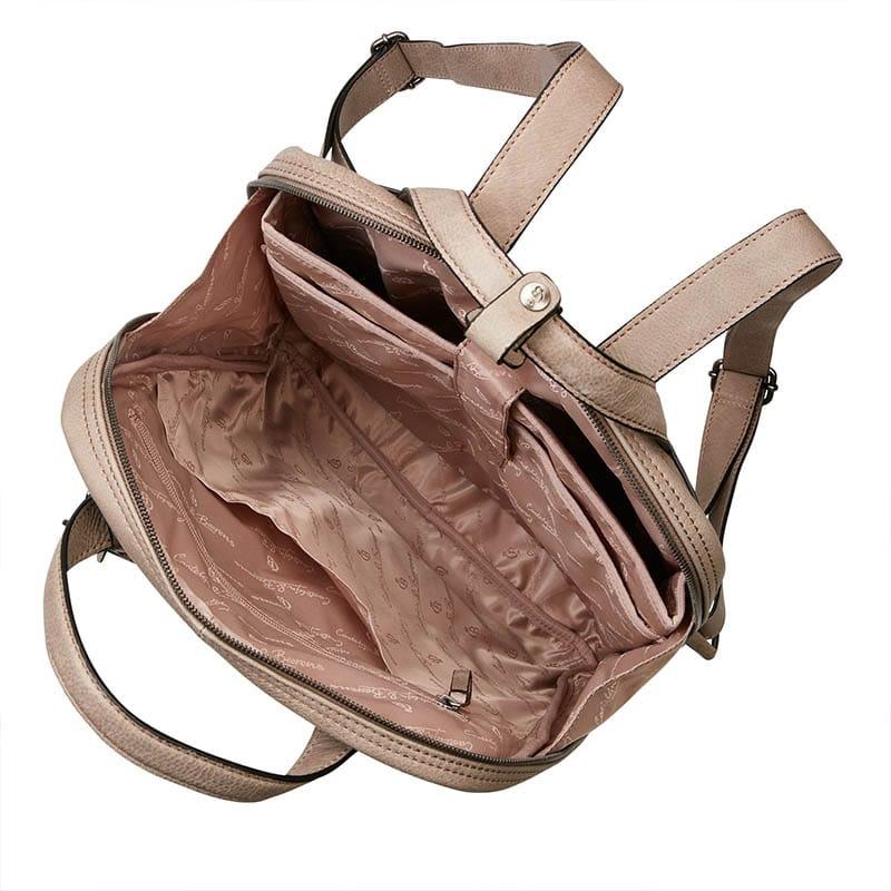 Castelijn & Beerens Carisma Laptop Backpack Grey-182047