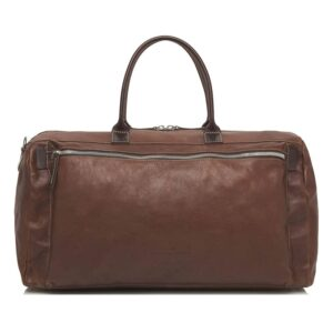 Castelijn & Beerens Cees Weekendbag Brown-0