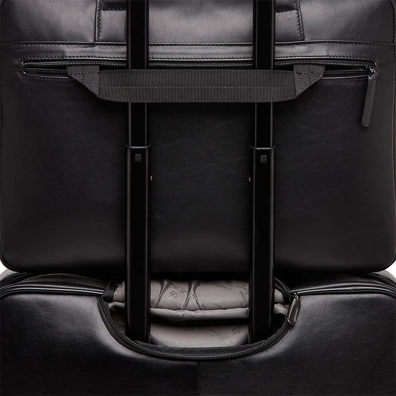 Castelijn & Beerens Charlie Laptopbag 15-inch Black-181931