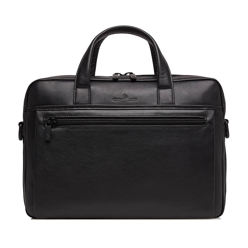 Castelijn & Beerens Echo Laptopbag 15-inch Black-0