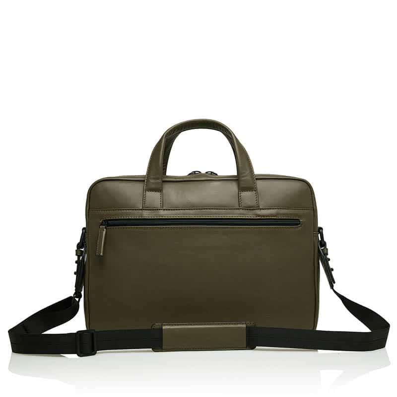 Castelijn & Beerens Echo Laptopbag 15-inch Green-181924