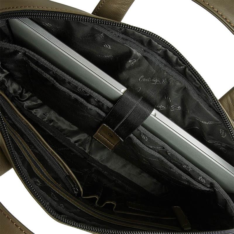 Castelijn & Beerens Echo Laptopbag 15-inch Green-181926