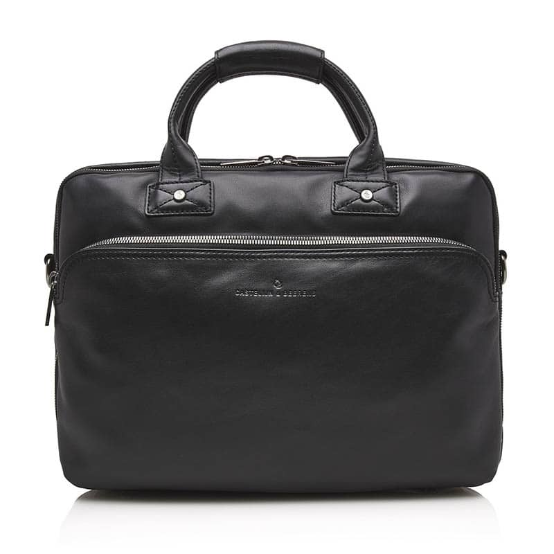 Castelijn & Beerens Firenze Businessbag 15-inch Black-0