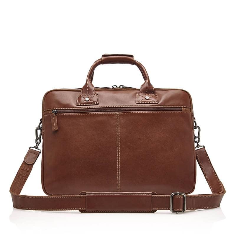Castelijn & Beerens Firenze Businessbag 15-inch Light Brown-182005