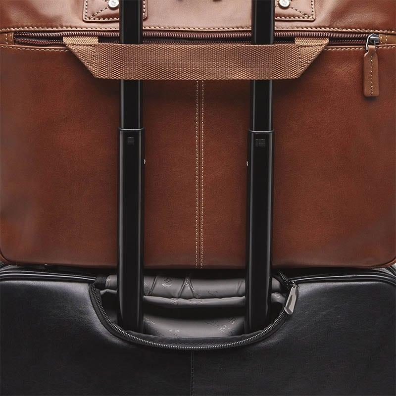 Castelijn & Beerens Firenze Businessbag 15-inch Light Brown-182007
