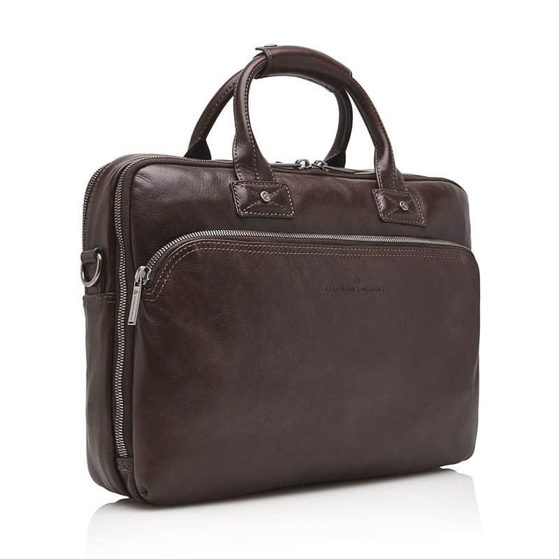 Castelijn & Beerens Firenze Businessbag 15-inch Mocca-182000